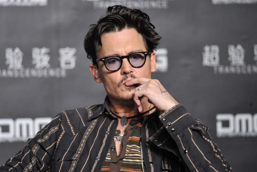 Johnny Depp China