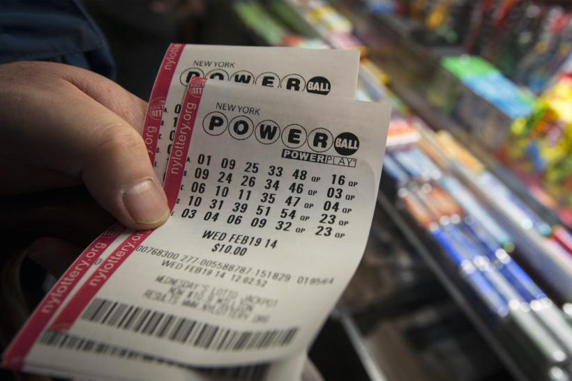single claims powerball jackpot