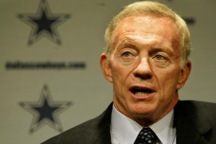 Jerry Jones Cowboys