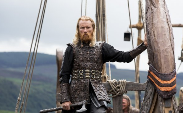 Vikings season 2 spoilers