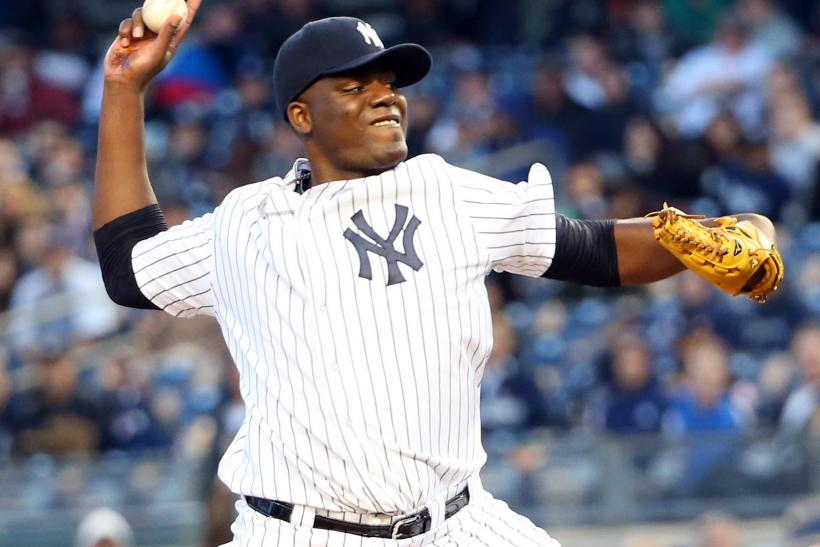 Michael Pineda NY Yankees