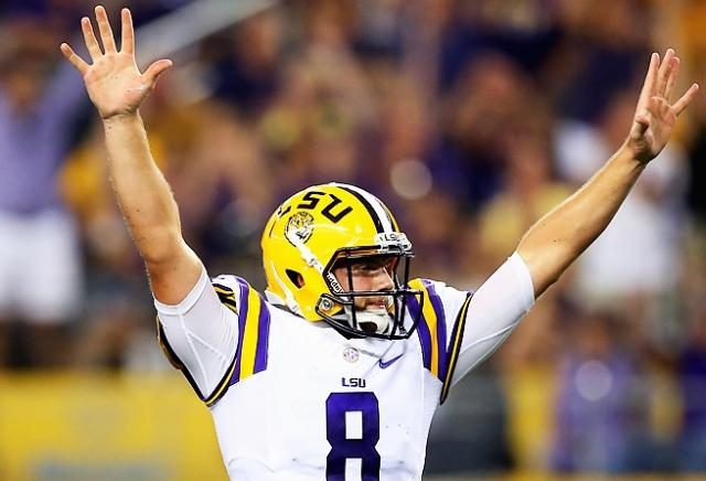Zach Mettenberger LSU