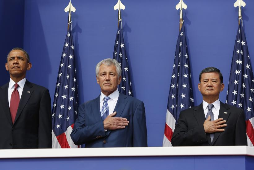 Obama, Hagel and Shinseki