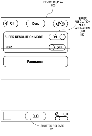 super resoultion patent 2