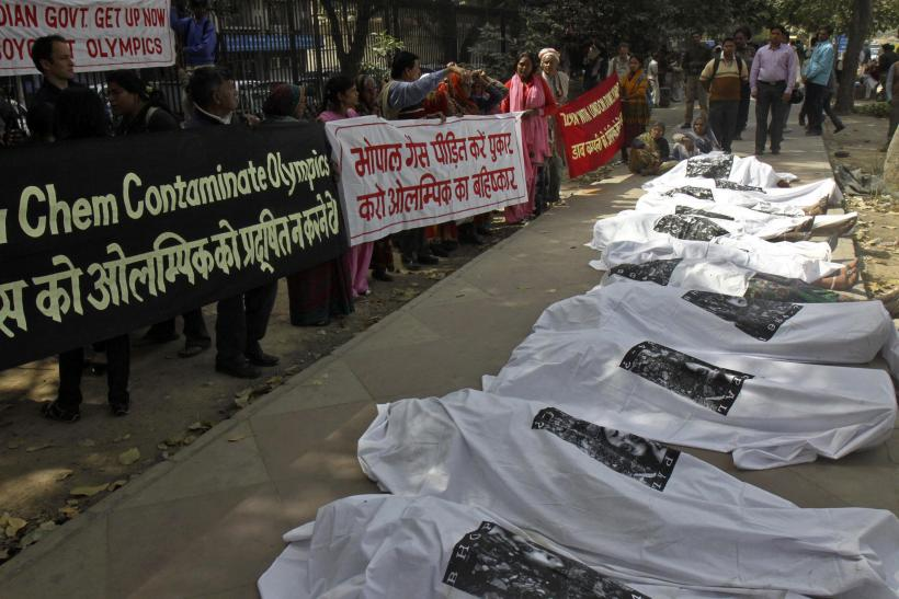 Bhopal Disaster Protests