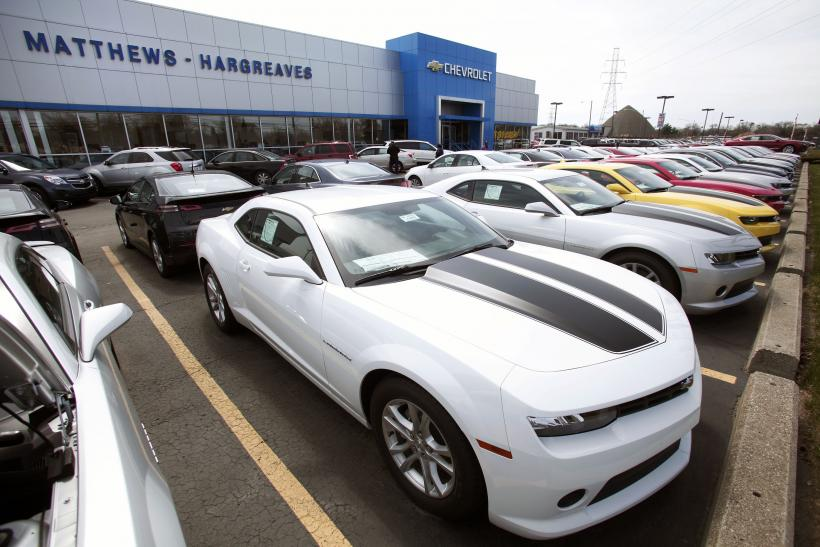 June 2014 Us Auto Sales Are Chevrolet Sedans Starting To Feel The Impact Of Gm Recall Crisis