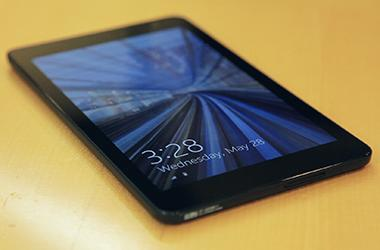 The Dell Venue 8 Pro Windows Tablet