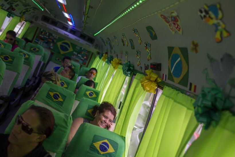 Brazil World Cup_Tourists