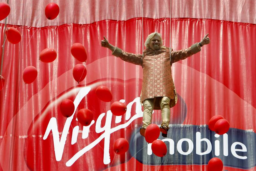 Virgin Mobile_Richard Branson