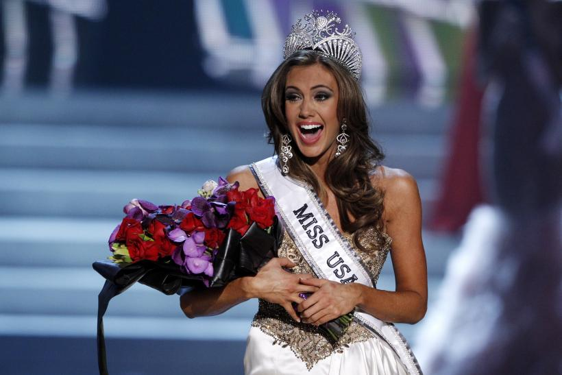 Miss USA 2013 Winner