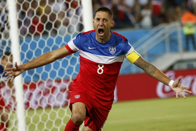 Clint Dempsey USA 2014 World Cup