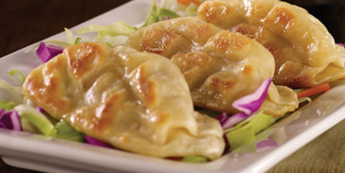 TGI Fridays Pot Stickers