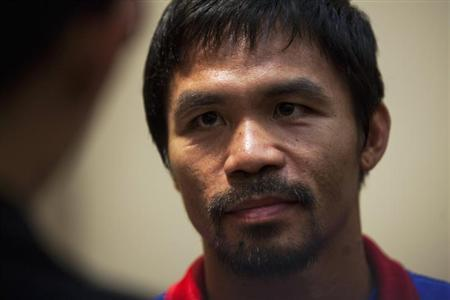 Manny Pacquiao Next Fight: PacMan Set To Fight Relative Unknown ...