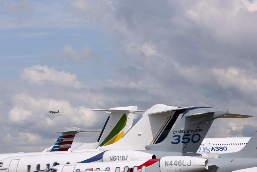 Farnborough Airshow_July2014