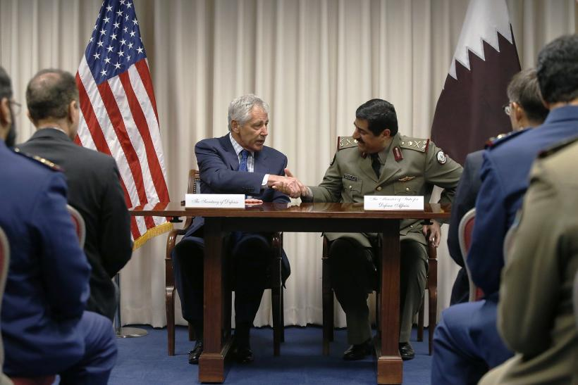 US Qatar arms deal