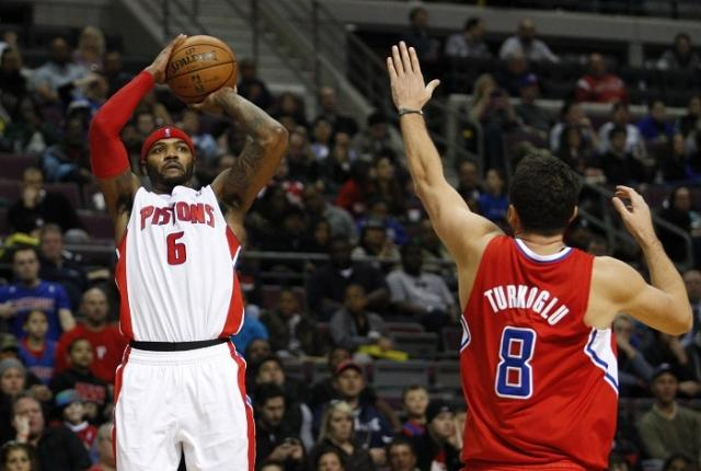 Josh Smith Detroit Pistons