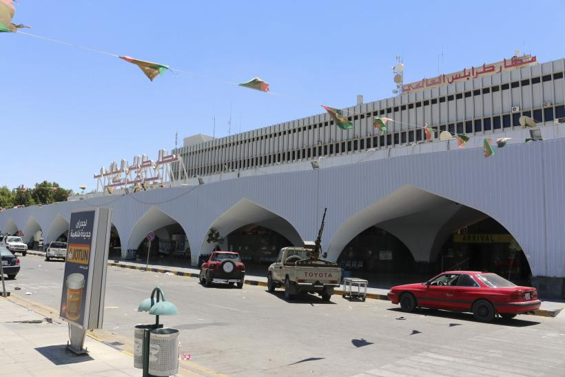 Heavy Clashes Around Tripoli Airport Kills Four