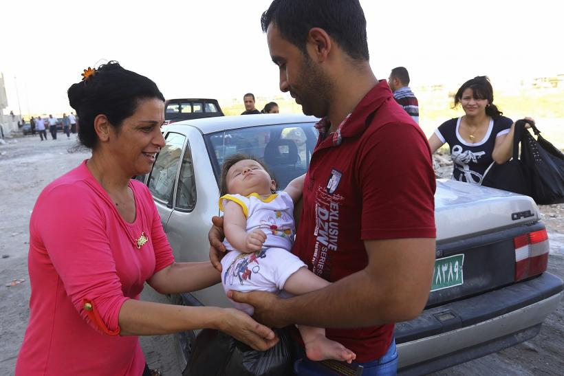 Iraqi Christians Of Mosul-July 19, 2014-01