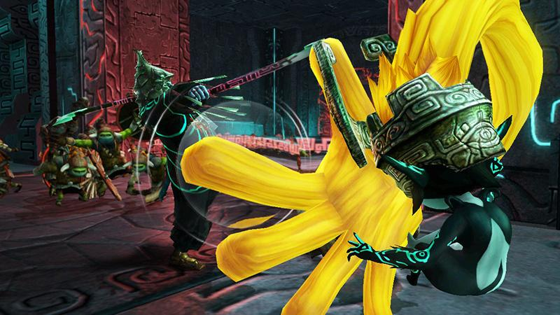 ' Hyrule Warriors' Release Time This Drop: Nintendo Talks about Holiday Selection