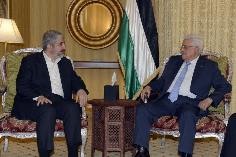 abbas-hamas meeting