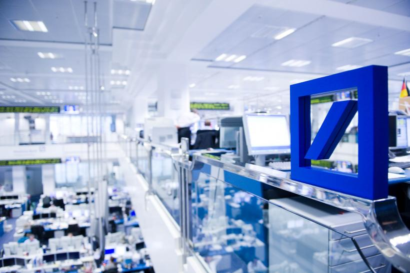 Deutsche Bank_Trading Floor