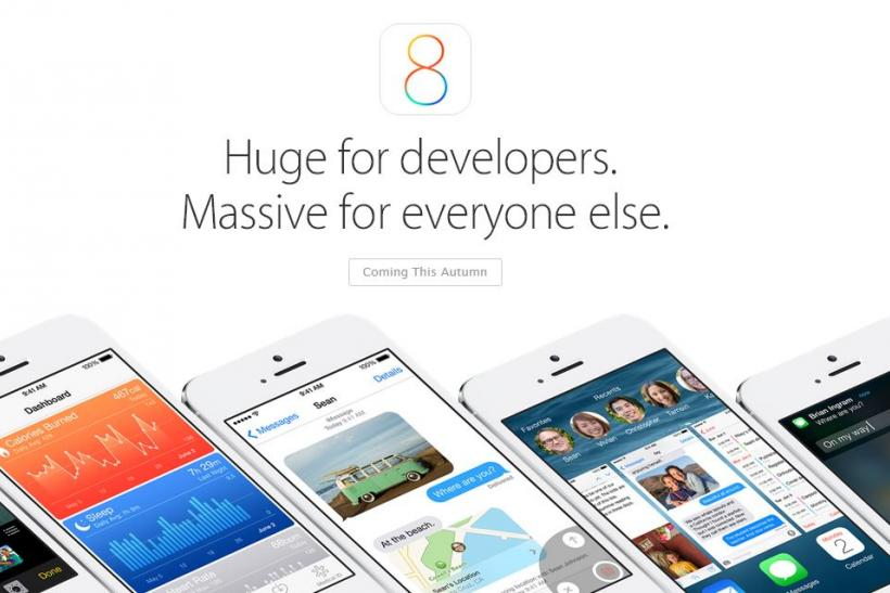 iOS 8 beta 5 release date pinned early - PhonesReviews UK- Mobiles ...
