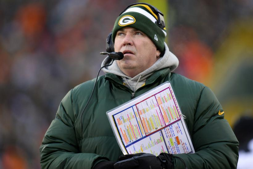Mike McCarthy Green Bay Packers
