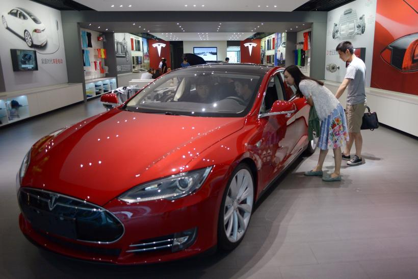 Tesla In China