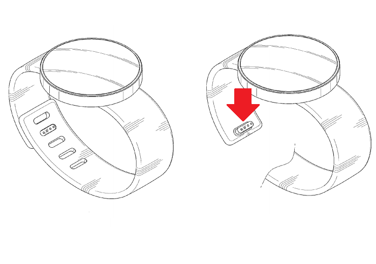 Like The Moto 360: Samsung Patented Round Smartwatch