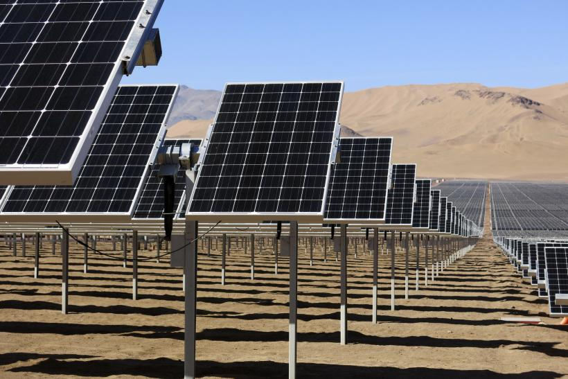 Solar Panel Installation In Chile