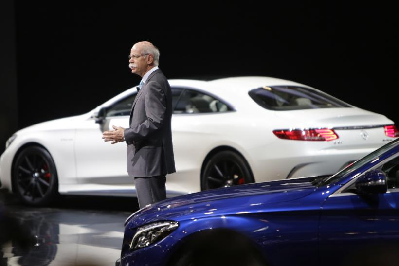 Daimler Benz ag Daimler ag to Cut Prices of