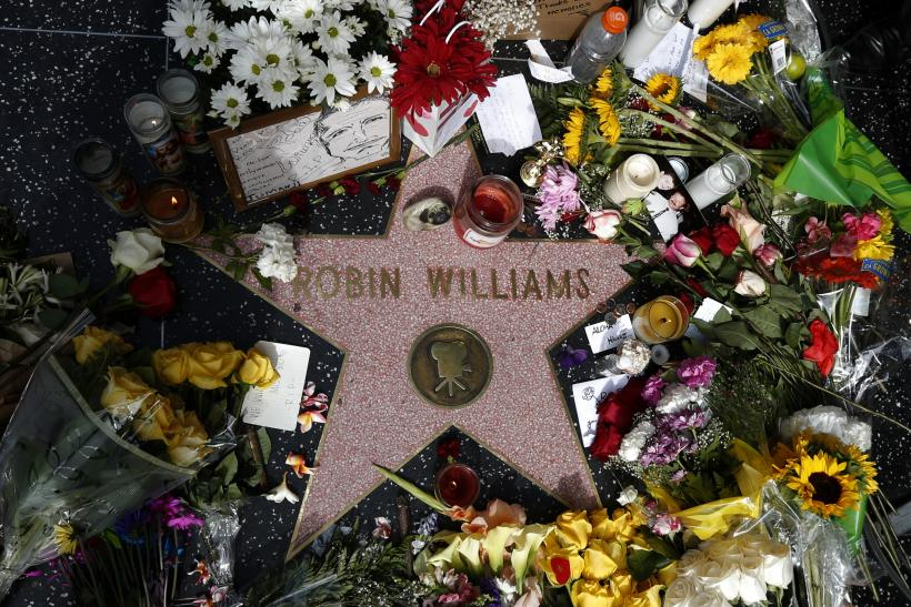 Robin Williams Death