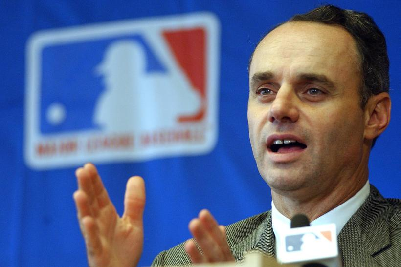 Rob Manfred MLB