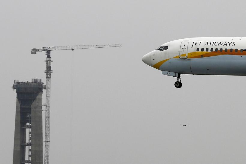 New Delhi Airport Jet Airways