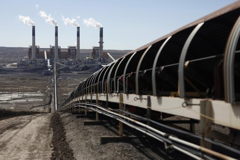 Wyoming Coal Mine Clean Power Plan