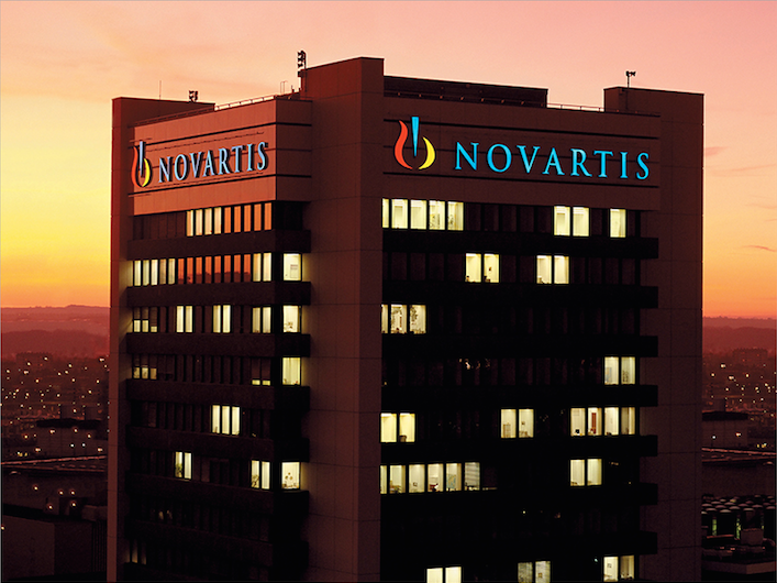 Novartis HQ, Basel, Switzerland