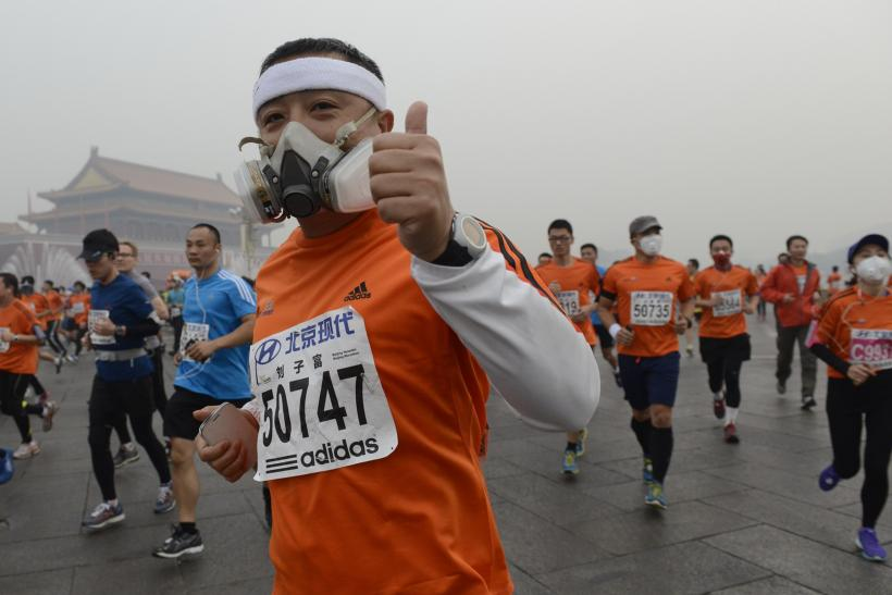 Beijing Pollution   Yet Again a Key Topic
