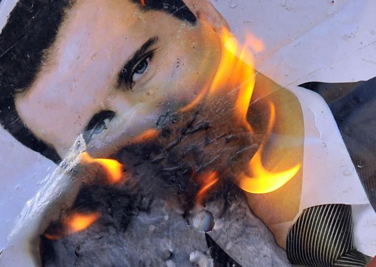Assad Fire