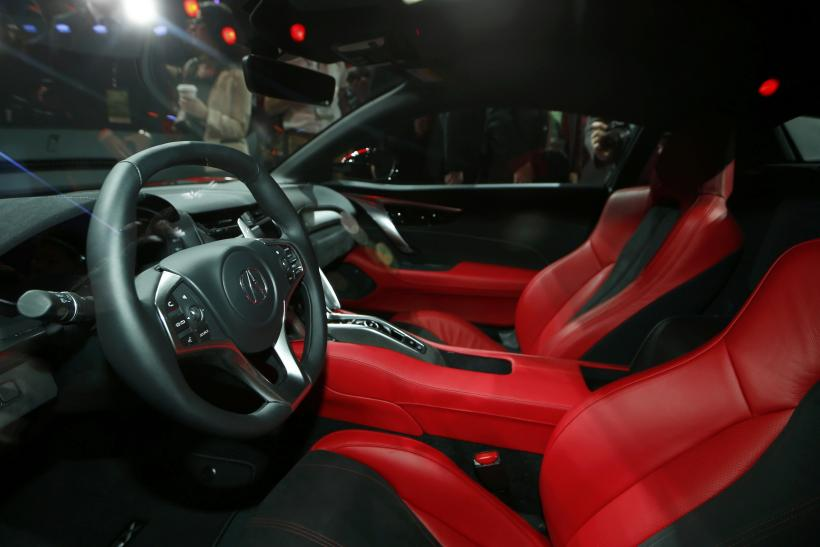 2015 detroit auto show finally acura s nsx human. Black Bedroom Furniture Sets. Home Design Ideas