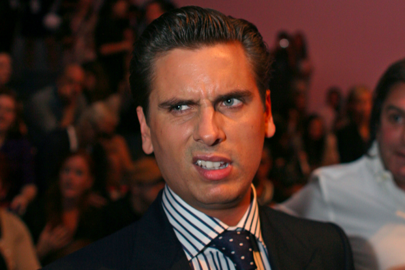 scott disick daily mail