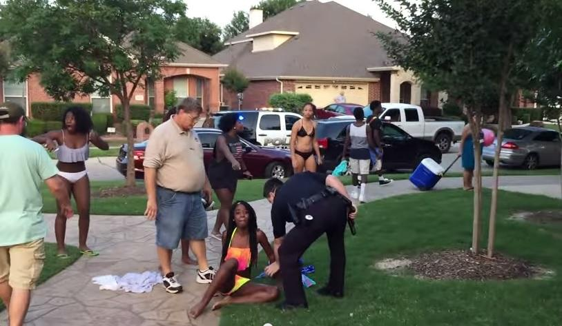 Mckinney texas girls pool party mckinney update adrian martin pool party s only arrested for Public swimming pools in mckinney tx