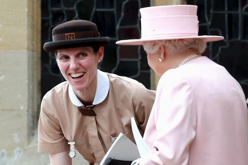 Royal Watchers Baffled At British Royal Nanny S Traditional Uniform Dub It Fashion Fail