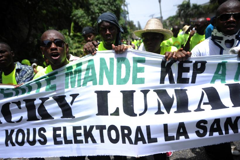 Haiti Elections 2015: Violence Strikes Parliamentary Candidate Ahead Of Vote, Report Says