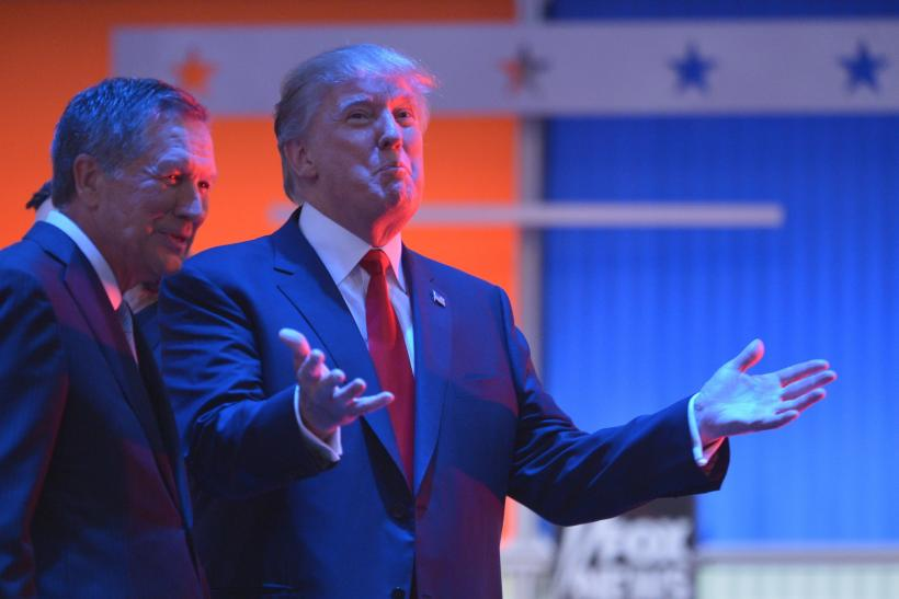 articles donald trump leads republican presidential pack poll finds