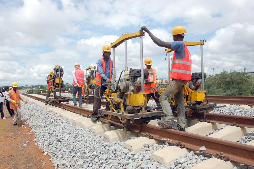 Nigeria's Abuja light rail project