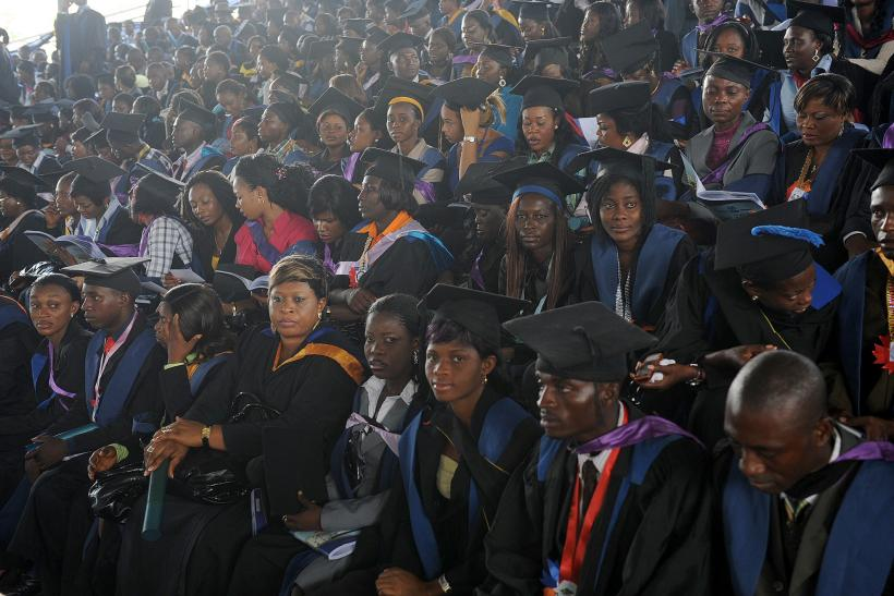 University of Port Harcourt graduates in Nigeria