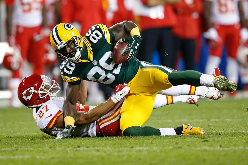 Aaron Rodgers praises Packers' rookie defensive backs