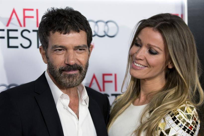 Antonio Banderas Finds Sewing Challenging At Fashion School; Actor ...