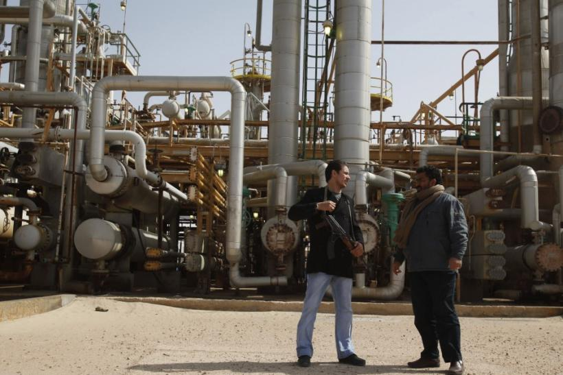 Libya Oil: Libya To Export First Oil Since Rebel Deal