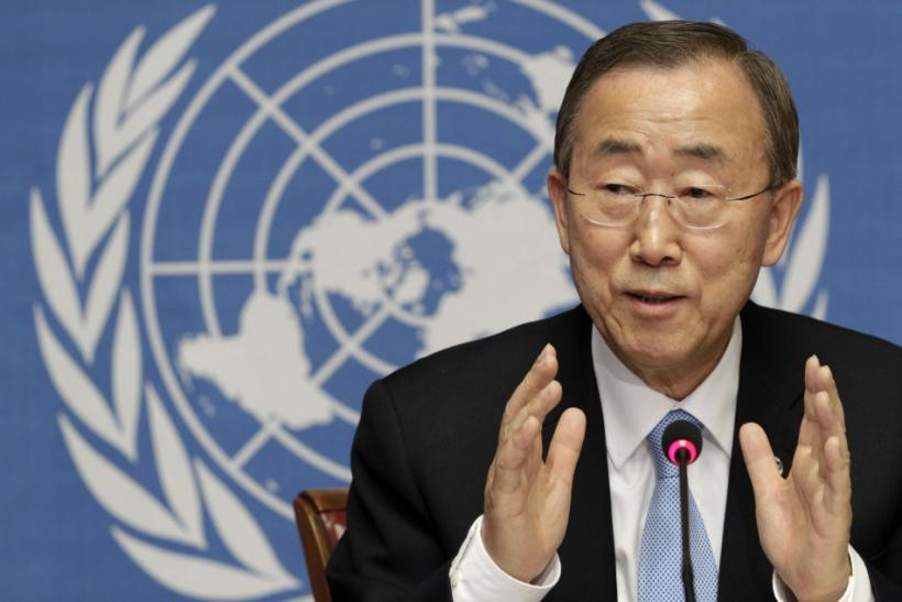 UN Chief Urges Pakistan To Reinstate Ban On Death Penalty